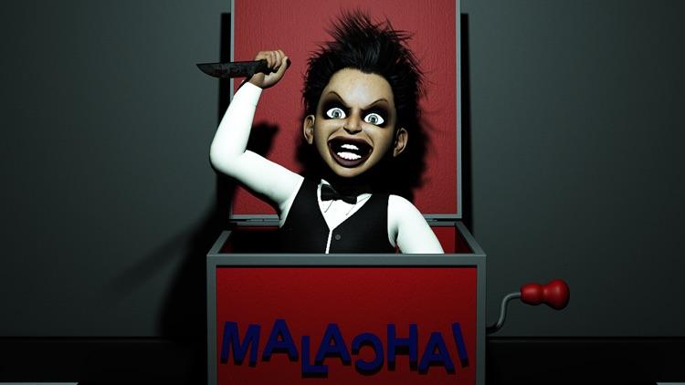 Malachai: Jumpscare Horror Game
