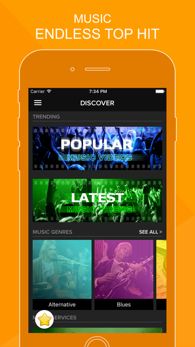 MusicaPlay – Explore & Play New Hit Music