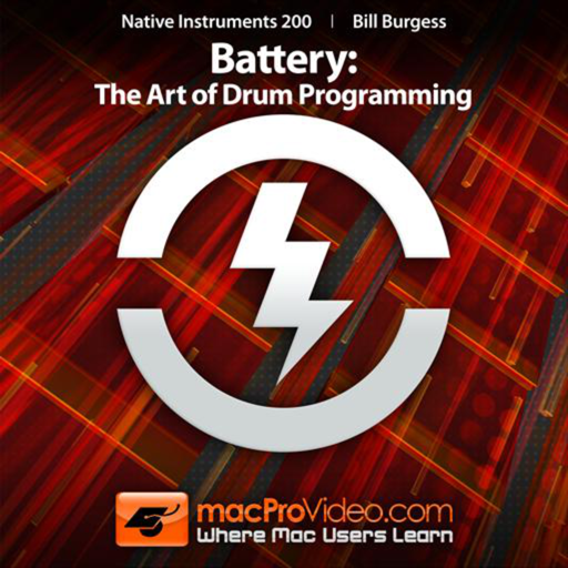 Course For NI Battery - Art of Drum Programming