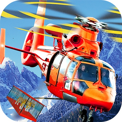Animal Rescue Helicopter : Heli Flight Simulator