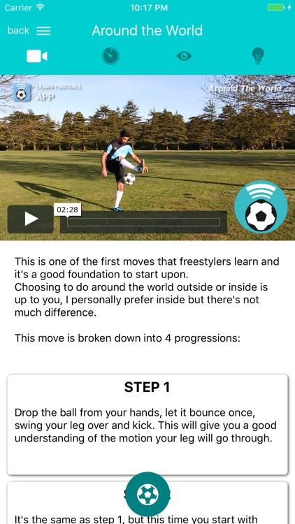 Learn Football App screenshot-4
