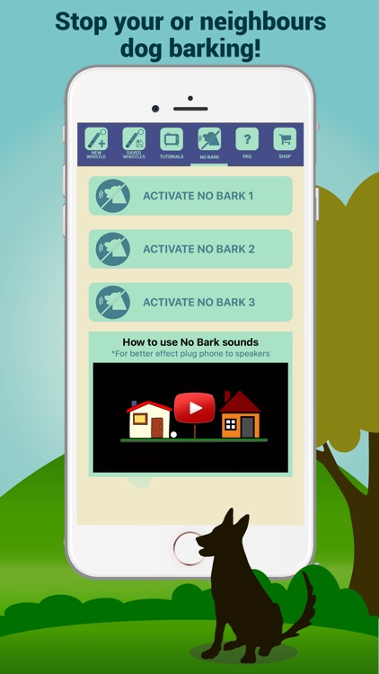 Dog Whistler – Whistle Sounds & Clicker Training screenshot-4