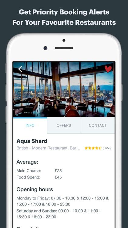 Bookatable screenshot-4