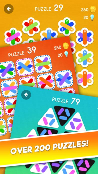 Rainbow Splash screenshot two