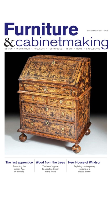 Furniture & Cabinetmaking - The world's leading publication for all cabinetmakers