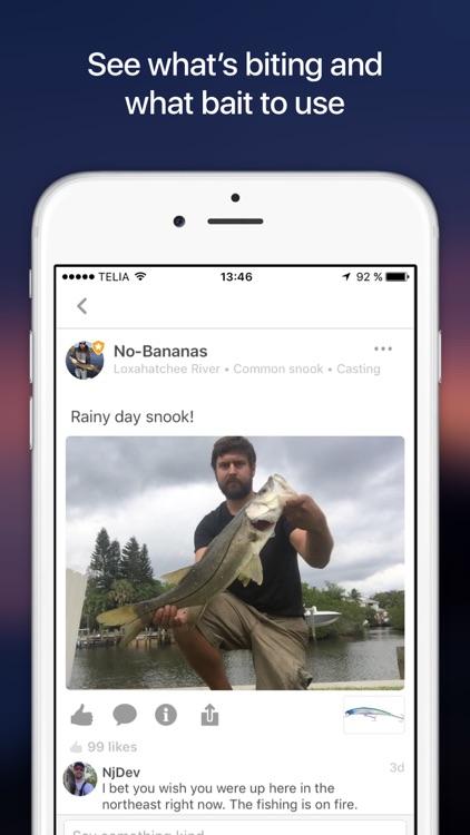 Fishbrain - Social Fishing Forecast App screenshot-4
