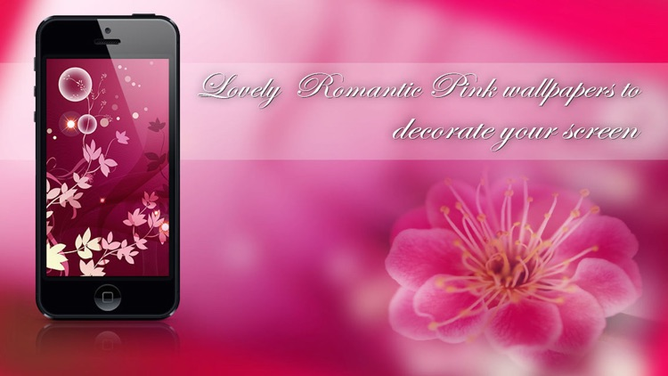 Wallpapers - Pink Edition Pro screenshot-4
