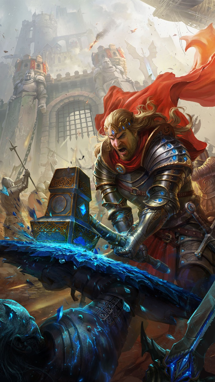 Age of Kings: Skyward Battle Screenshot