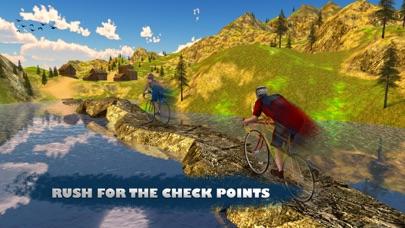 自行車車手摩托赛车游戏狂野自行车飙车 App 截图