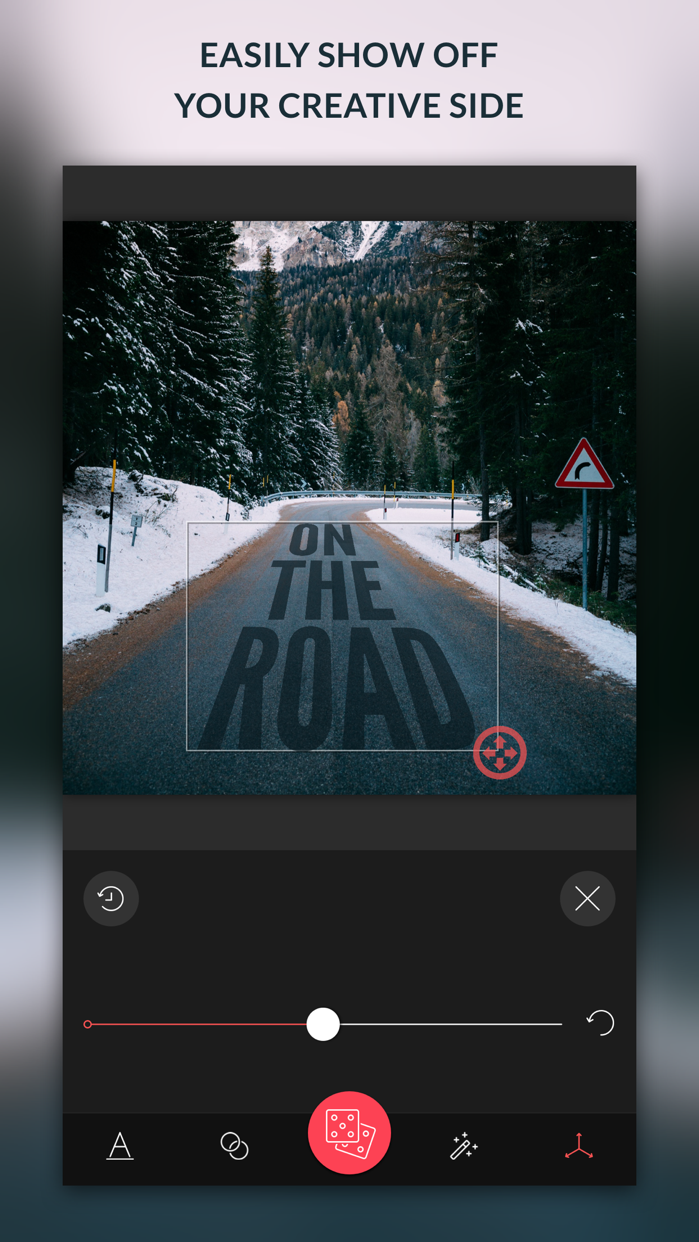 TypiMage - Typography Editor Screenshot