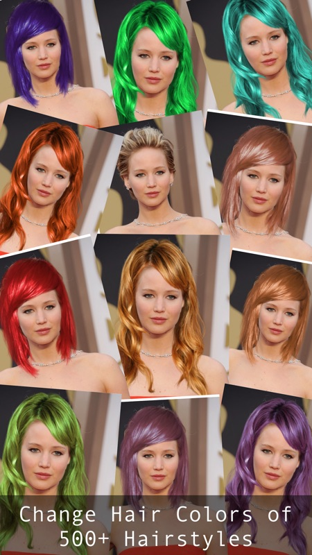 Hair Editor Color Changer Online Game Hack And Cheat