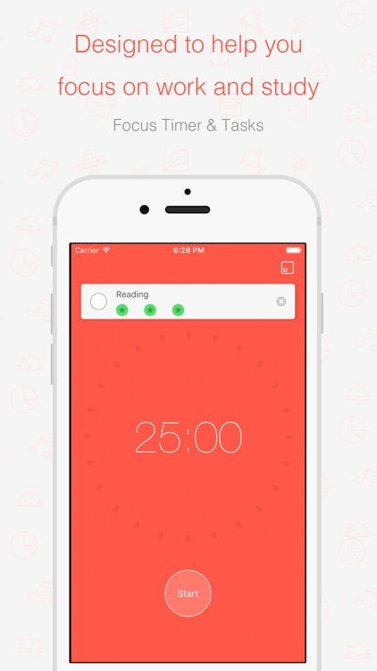 Tomatodo - Focus Timer & To-Do List screenshot-0