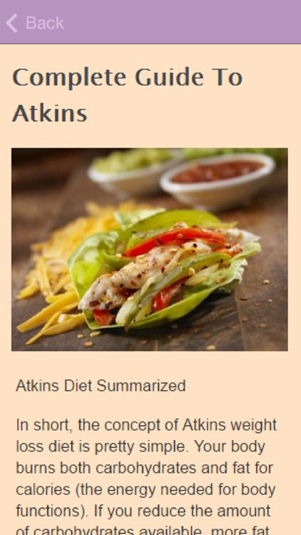 Atkins Diet Recipes.