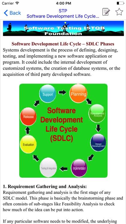 STP - Software Testing screenshot-3