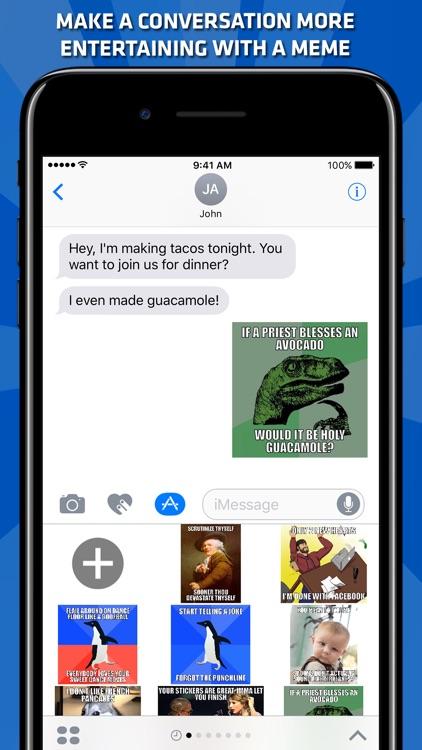Message Meme