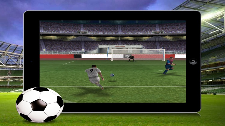 El Classico Liga: Football game and head soccer