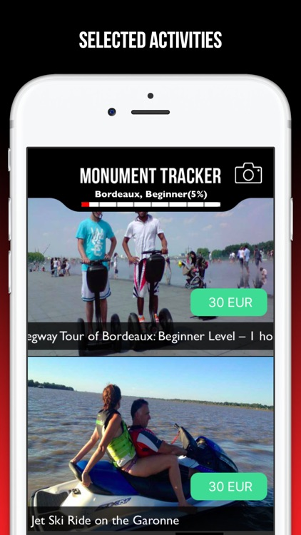 Monaco Travel Guide Monument Tracker - Offline Map screenshot-4