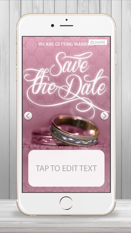 My Wedding Invitation Card Creator screenshot-3