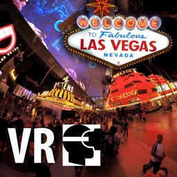 VR Las Vegas Fremont Street Virtual Reality 360