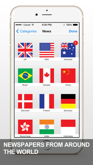 News App - Simple RSS Reader
