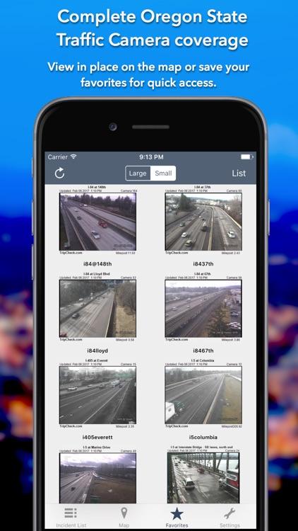 Oregon Roads Traffic screenshot-3