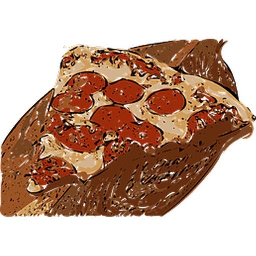 Pizza Sticker Pack!