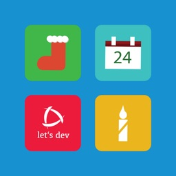 Christmas Stickers by let's dev