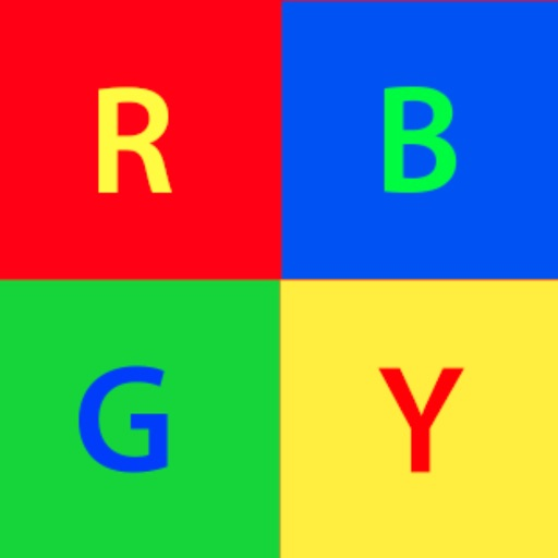 Color Switch RGBY