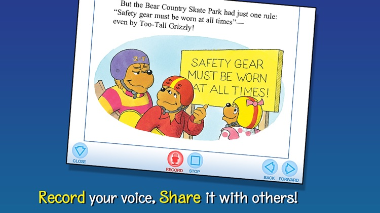 The Berenstain Bears: Safe and Sound! screenshot-3
