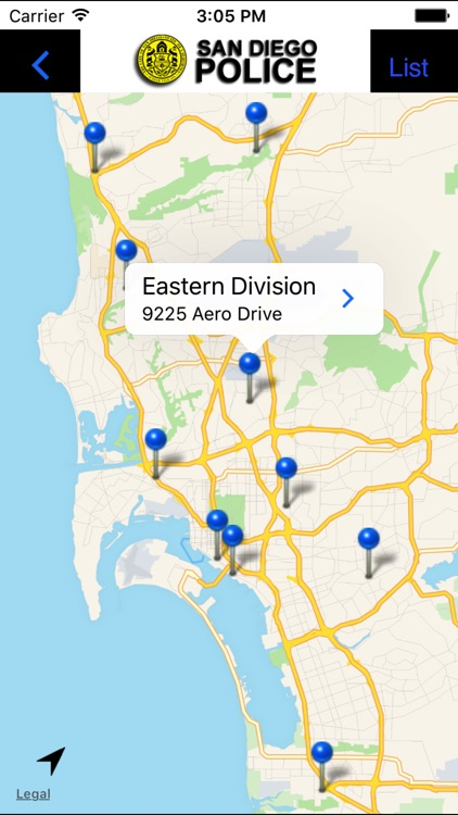 San Diego Police and Fire screenshot-3