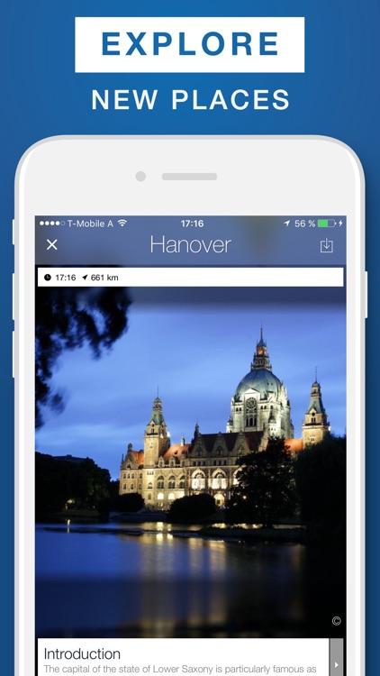 Hanover - Travel Guide & Offline Map