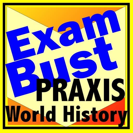 Praxis II World History Flashcards Exambusters