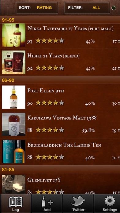 download Whisky Log indir ücretsiz - windows 8 , 7 veya 10 and Mac Download now