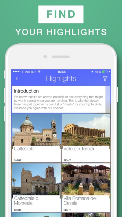 Sicily - Travel Guide & Offline Map