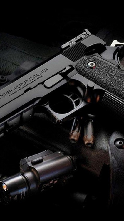 Weapon Wallpapers App - Gun & Pistols Backgrounds