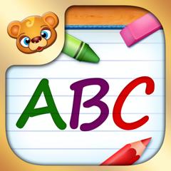 Alfabet dla Dzieci -Edukacja, Ortografia, Pisownia