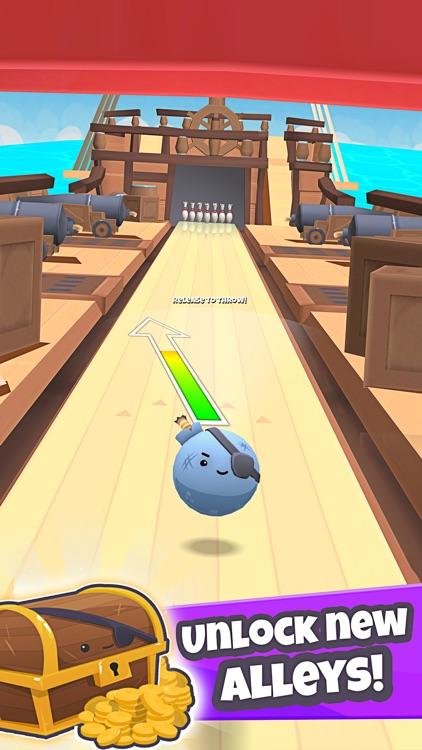 Moji Bowling screenshot-3