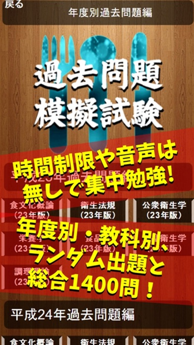 調理師免許直前試験問題【RED】