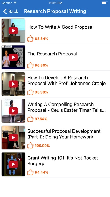 How To Write a Proposal screenshot-4