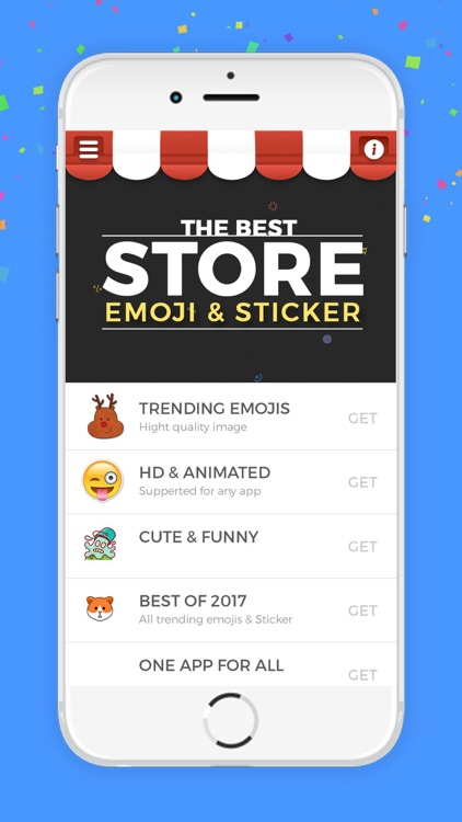 Emojis & Stickers for Keyboard, iMessage & More