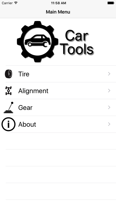 Car Tools! iPhone