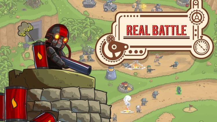 Steampunk Defense screenshot-3