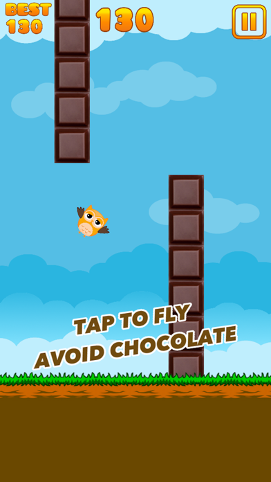 Fly Owl screenshot one