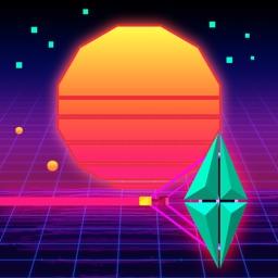 At Proxima B: Light Wave 80s Retro