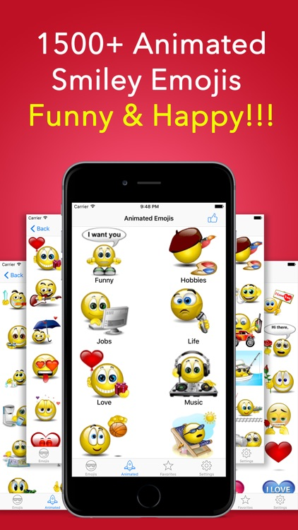 Adult Emoji Pro & Animated Emoticons for Texting