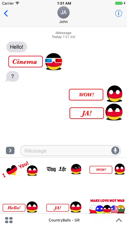 CountryBalls - GR screenshot-3