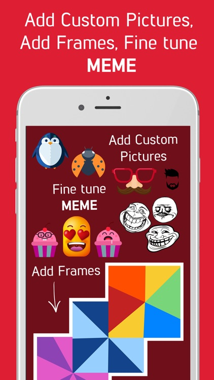 Meme Creator + Make Caption Generator - Meme Maker screenshot-4