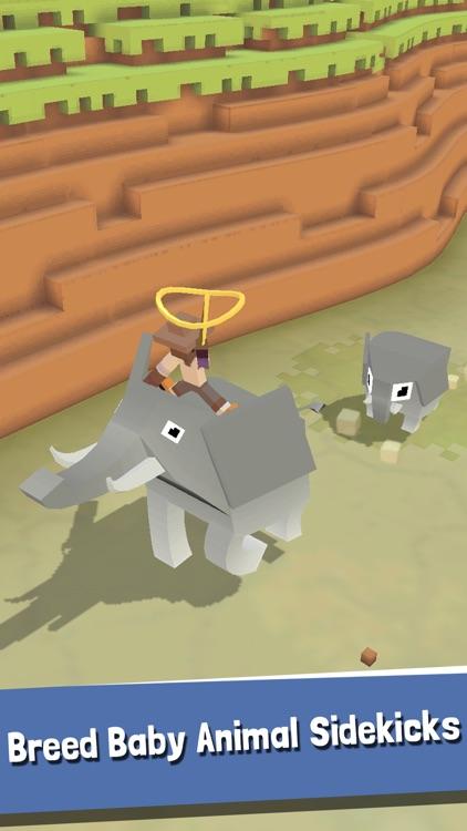 Rodeo Stampede - Sky Zoo Safari screenshot-3