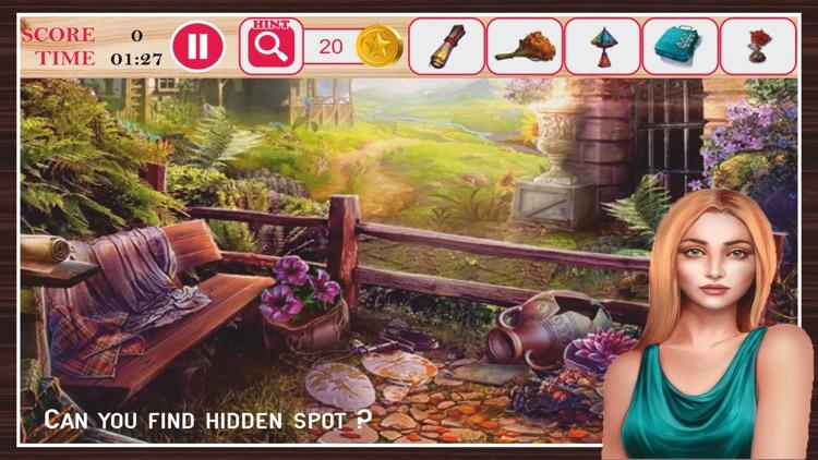 Hidden object: Secret of antela is land pro