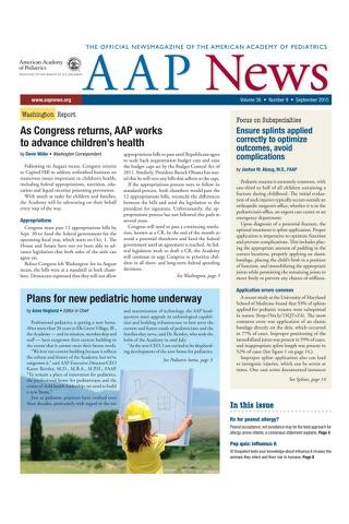 AAP News - náhled
